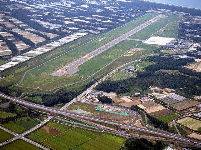 庄内 空港