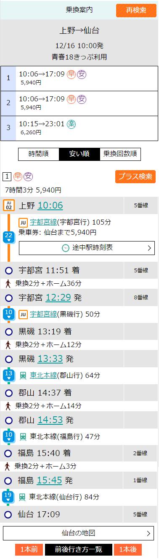 特急 きっぷ 青春 18